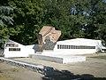 Памятник рабочим машзавода, погибшим в Гражданскую и Отечественную войну.JPG