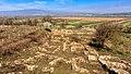 Панорама од археолошките ископини во Тауресиум 2.jpg