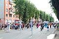 Праздничное шествие по проспекту Ленина в День города (Северодвинск).jpg