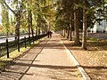Проспект Ленина, возле ДК 14.10.2009 - panoramio.jpg