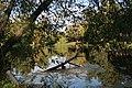 Пруд в парке Орловых-Денисовых. Осень..JPG