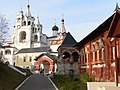 Саввино-Сторожевский монастырь, крыльцо - panoramio.jpg