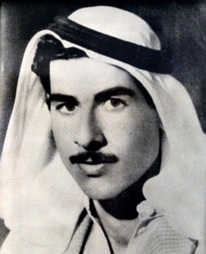 Saddam Hussein - Saddam in his youth