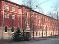 Санкт-Петербург. Политехническая улица, 29 корпус 1. 1-й профессорский корпус (южный фасад).jpg