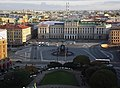 Синий мост.Вид с колоннады Исаакиевского собора..JPG