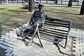 Скульптура ў Міхайлаўскім скверы - panoramio (1).jpg