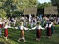 Тернопіль - Козацький острів у гідропарку «Топільче» - Свято Івана Купайла - 08076441.jpg