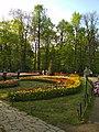 Фестиваль тюльпанов в парке имени Кирова на Елагином острове, клумба.jpg