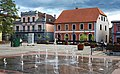 Цесис (Латвия) Rožu laukums - Площадь Роз - panoramio.jpg