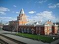 Чернигов. Вокзал железнодорожный.JPG