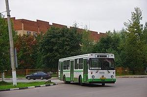 Elektrostal - LiAZ-5256 bus