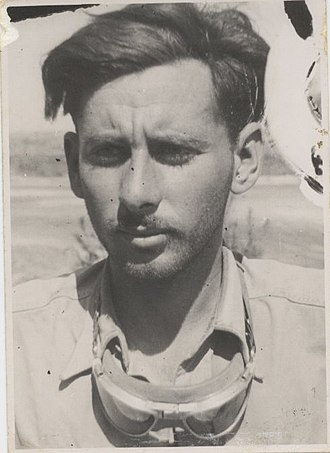 Uri Avnery - Avnery during his military service in 1948