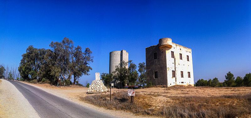 מגדל המים בבארי