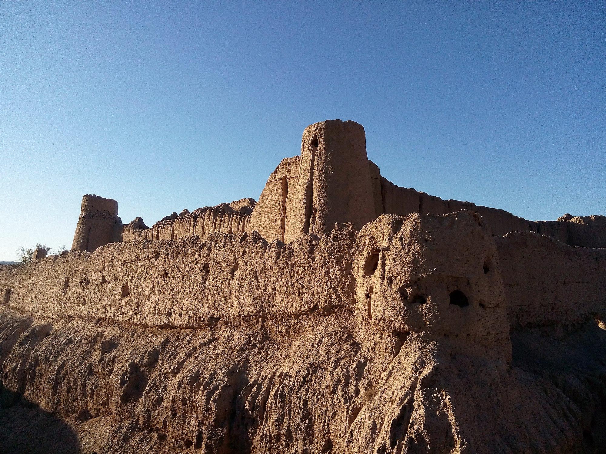 قلعه کهنه شعبجره