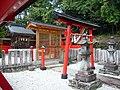 五條市西河内町 多賀神社 Taga-jinja, Nishikawachi-chō 2011.4.29 - panoramio.jpg