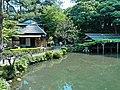 兼六園夕顏亭 Kenrokuen Garden Yugao Tea Pavilion - panoramio.jpg