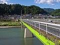 吉野大橋 Yoshino-Ōhashi 2012.9.25 - panoramio.jpg
