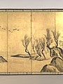 山水唐人物図屏風-Landscapes with the Chinese Literati Su Shi and Tao Qian MET DP-14023-003.jpg