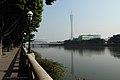 """广州市江月路上看珠江和""""小蛮腰"""" - panoramio.jpg"""