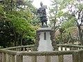 清洲の織田信長公Oda, Nobunaga at Kiyosu - panoramio.jpg