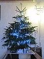 -2018-12-15 2018 Christmas tree festival Church of All Saints, Gimingham (8).JPG