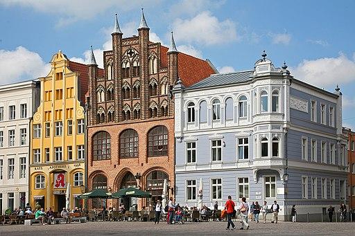 00 7926 Stralsund - Alter Markt