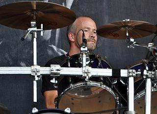 Faust (musician) Norwegian drummer