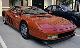 Image illustrative de l'article Ferrari Testarossa