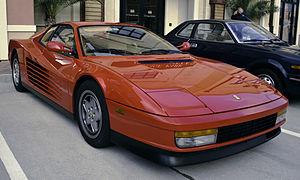 Ferrari Testarossa - Image: 061 Ferrari Testarossa Flickr Price Photography