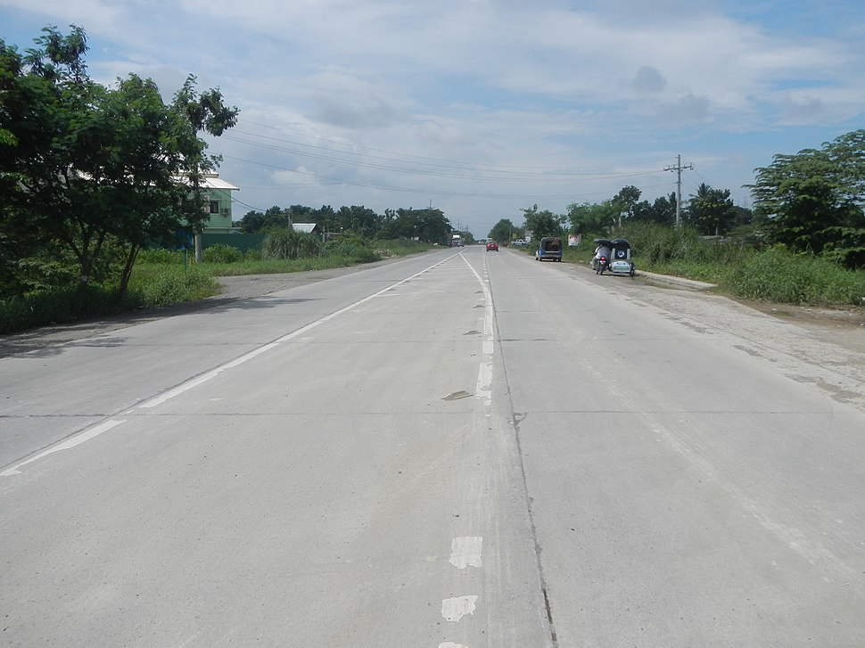 09878jfLandscape paddy field villages trees Bridges Bulacan Bypass Arterial Roadfvf 16