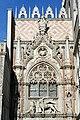 0 Venise, Porta della Carta du Palais des Doges(2).JPG