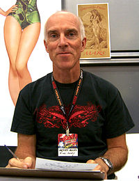 Michael Dooney, New York Comic Con (October 16, 2011)