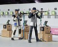 10m Air Rifle Mixed International Gold Medal Match 2018 YOG (5).jpeg