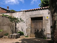 117 Rectoria vella de Sant Andreu de Llavaneres.JPG