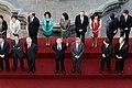 11 Marzo 2018, Pdta. Bachelet y Ministros participan de foto oficial previo al cambio de mando. (26876850878).jpg