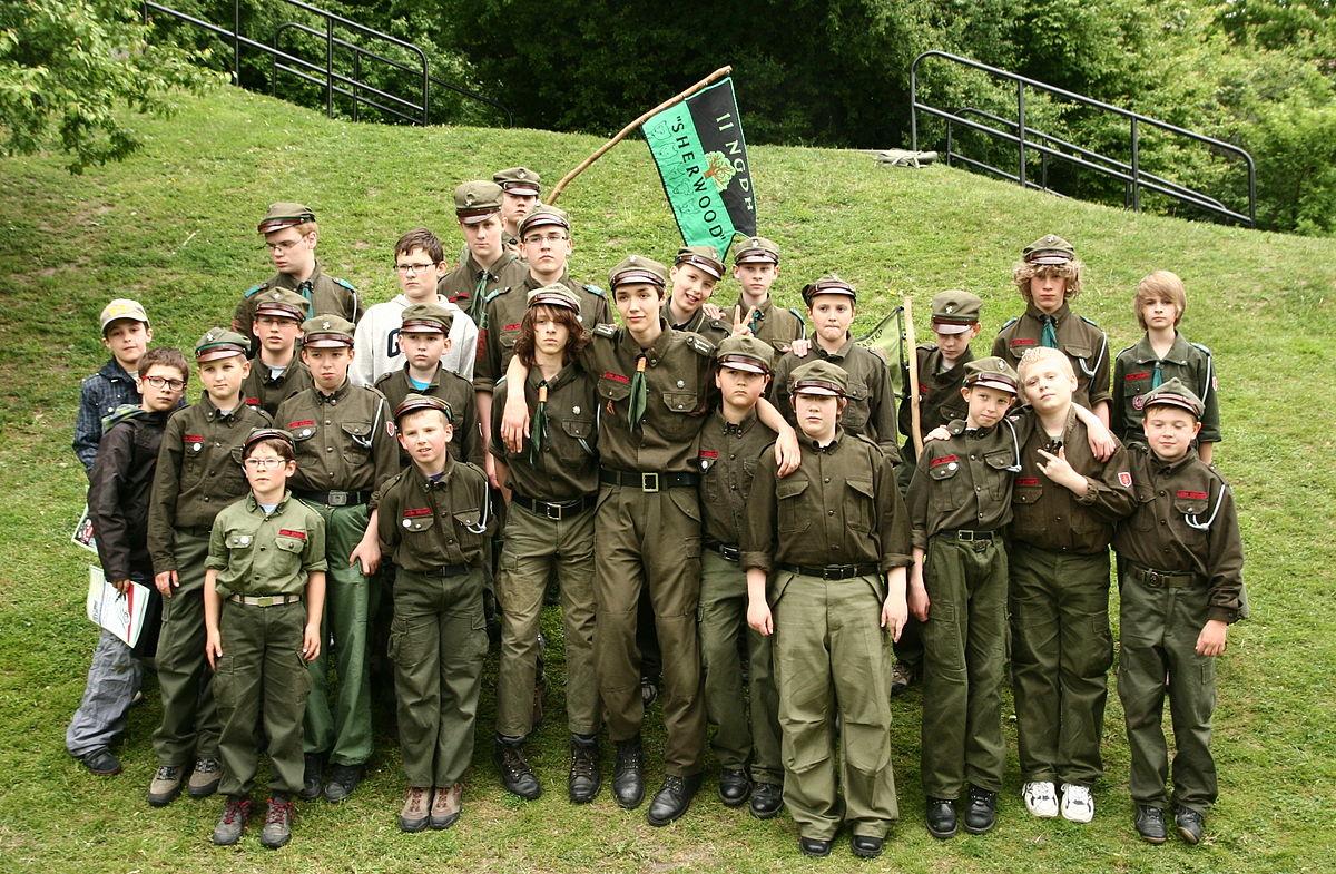 Reparto scout wikiquote for Idee per gara di cucina scout
