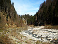 12.04.2015 The river Chirel just north of Entschwil in Dermigtal Naturpark.jpg