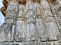 12th century Thousand Pillar temple, Hanumkonda, Telangana, India - 78.jpg