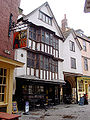 13th century building, Lewin's Mead, Bristol.jpg