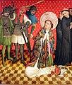 1426 Meister Francke Das Martyrium des hl. Thomas von Canterbury anagoria.JPG