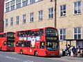 149 bus shoreditch High st Arriva Hybrid (7474674942).jpg