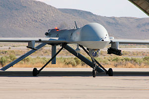 15th Attack Squadron - MQ-1B Predator of the 15th Attack Squadron