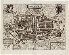 1603 Alkmaar Kaerius