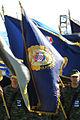 16 obljetnica vojnoredarstvene operacije Oluja zastava Glavni stozer OSRH 05082011 204.jpg