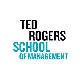 Ryerson University - Ted Rogers School of Management logo