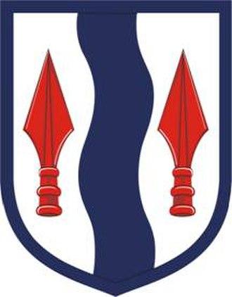 181st Infantry Brigade (United States) - Shoulder sleeve insignia