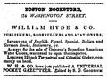 1832 Hyde BostonDirectory.png