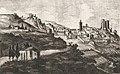 1845, Historia de Cabrera y de la guerra civil en Aragón, Valencia y Murcia, Vista de Lucena (cropped).jpg