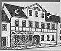 1846-1847 The first workshop of Carl Zeiss in Jena, Germany, Neugasse 7 (6892931184).jpg