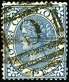 1868ca 1d Ceylon oval C Yv45 Mi42 SG61.jpg